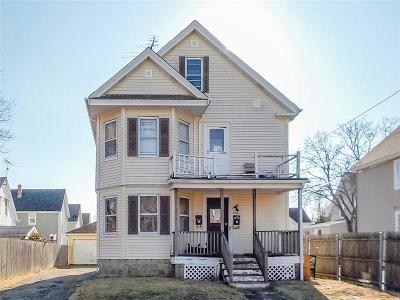 Multi Family Home For Sale: 188 Clarence St