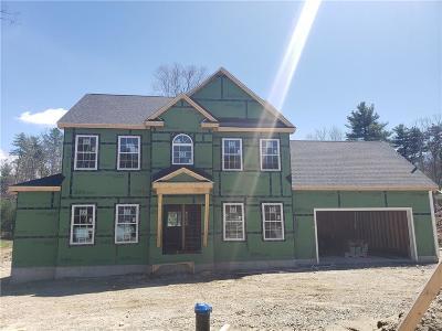 Thompson Single Family Home For Sale: 953 Quaddick Town Farm Rd