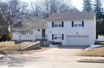 Woonsocket Single Family Home For Sale: 139 Gaskill St