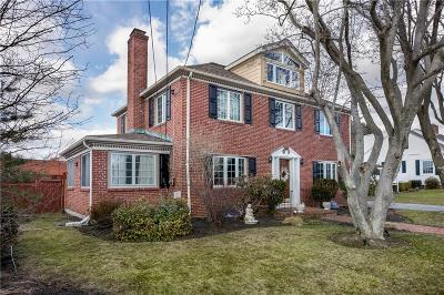 North Providence Single Family Home Act Und Contract: 23 Superior View Blvd