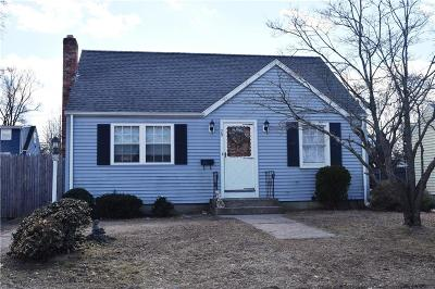 East Providence Single Family Home For Sale: 29 Larchmere Dr