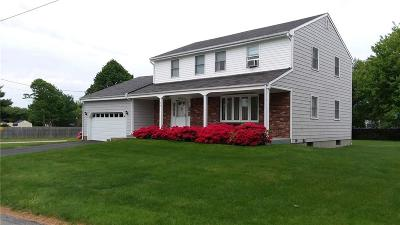 Portsmouth Single Family Home For Sale: 29 Weetamoe Lane