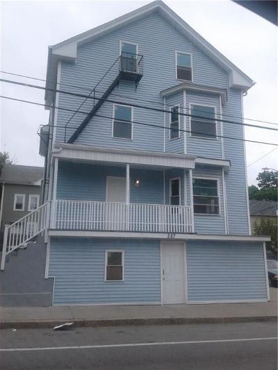 Providence Multi Family Home For Sale: 287 Manton Av
