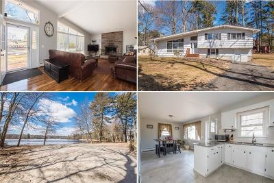 Glocester Single Family Home For Sale: 20 Lake View Cir