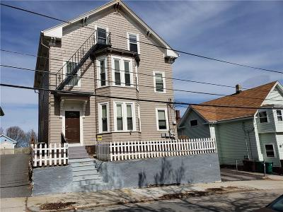 Woonsocket Multi Family Home For Sale: 27 Olo St