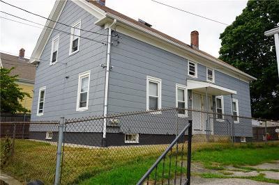 Johnston Multi Family Home For Sale: 58 Maple Av