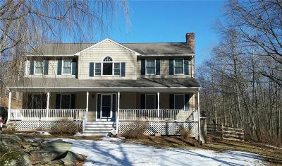 Foster RI Single Family Home For Sale: $445,000