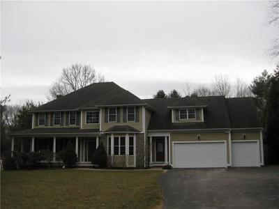 North Kingstown Single Family Home For Sale: 68 Sugarbush Trl