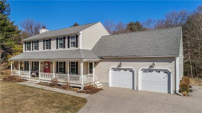 Coventry Single Family Home For Sale: 2 Raven Blvd