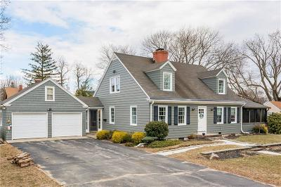 Warwick Single Family Home Act Und Contract: 333 Potters Av