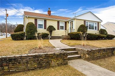 Providence County Single Family Home For Sale: 15 Tingley Lane