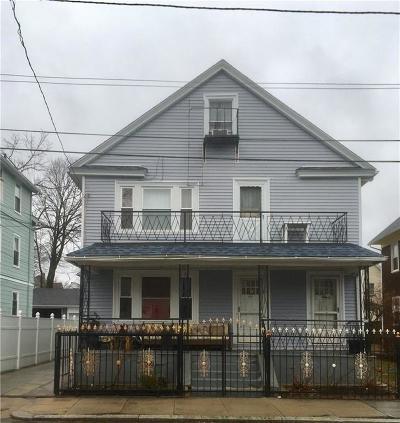 Providence Multi Family Home For Sale: 13 - 15 Massie Av