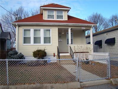 Providence County Single Family Home For Sale: 125 Eastwood Av