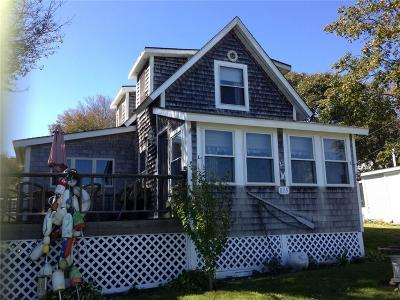 Portsmouth Single Family Home For Sale: 015 Herreshoff Lane