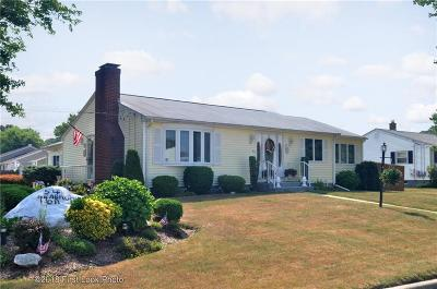 Providence County Single Family Home For Sale: 54 Seabrook Dr