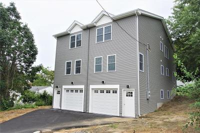 Providence County Multi Family Home For Sale: 5 - 7 Stone St