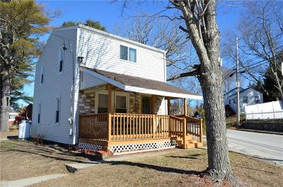 Burrillville Single Family Home For Sale: 2 Emerson Rd