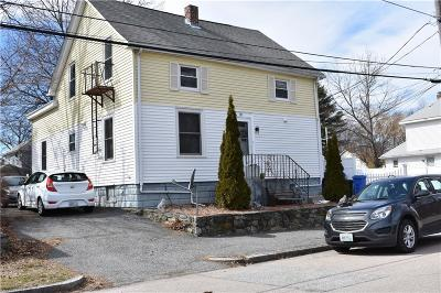 Providence County Multi Family Home For Sale: 100 Hazel St