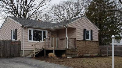 Warwick Single Family Home For Sale: 57 Damon Av