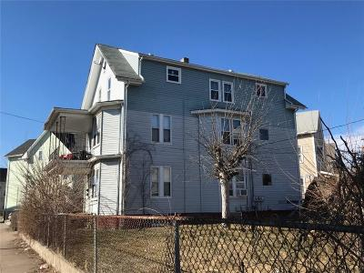 Pawtucket Multi Family Home Act Und Contract: 46 Allen Av