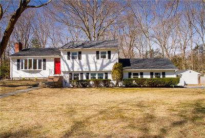 East Greenwich Single Family Home Act Und Contract: 295 Grand View Rd