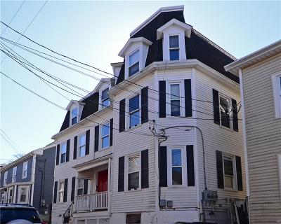 Newport Multi Family Home Act Und Contract: 33 Ann St