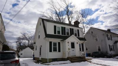 Cranston Single Family Home Act Und Contract: 26 Potter St