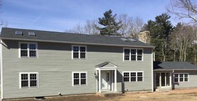 Glocester Single Family Home For Sale: 1069 Reynolds Rd