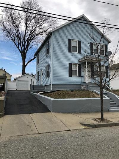 Cranston Multi Family Home Act Und Contract: 24 Oneida St