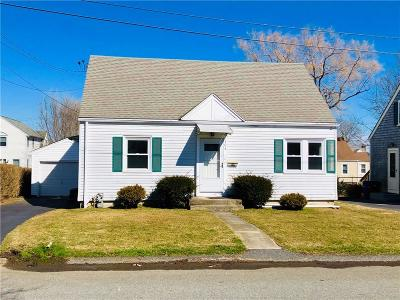 Newport Multi Family Home Act Und Contract: 104 N Champlin Pl N