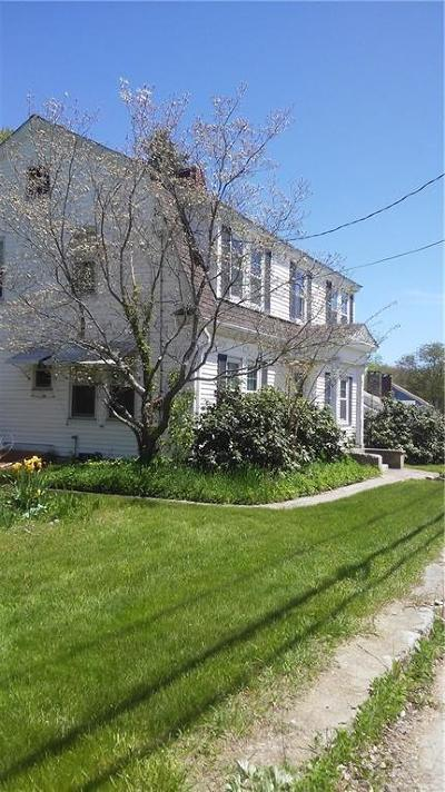 Glocester RI Single Family Home For Sale: $299,000