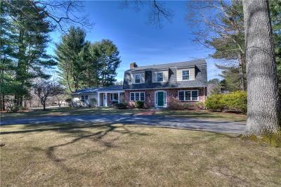 North Kingstown Single Family Home Act Und Contract: 259 Potter Rd