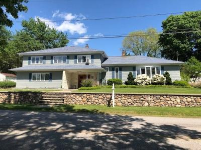 Westerly Single Family Home For Sale: 6 Hollis St