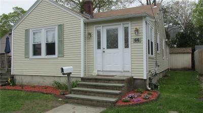 Warwick Single Family Home For Sale: 66 Madison St