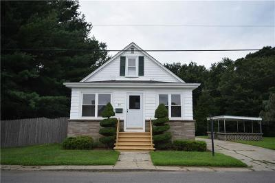 Johnston RI Single Family Home For Sale: $209,000