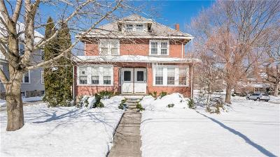 Woonsocket Multi Family Home For Sale: 279 Winter St