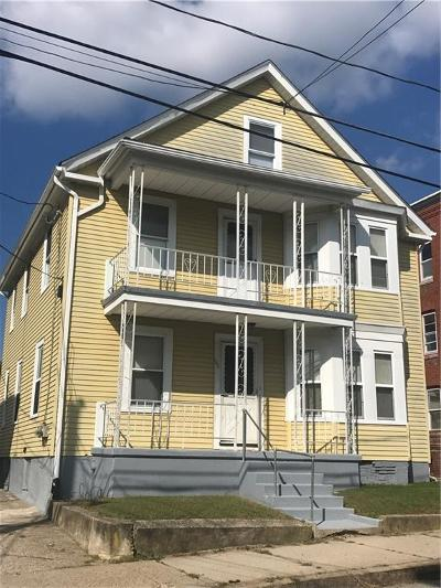 Woonsocket Multi Family Home For Sale: 99 Chester St