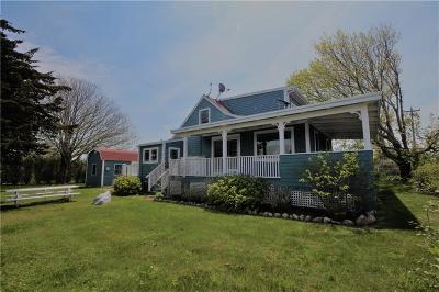 Block Island Single Family Home For Sale: 741 Corn Neck Rd