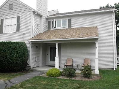 North Providence Condo/Townhouse For Sale: 60 Saddle Green, Unit#c #C