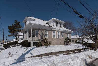 Cranston Multi Family Home For Sale: 115 Eldridge St
