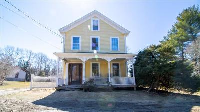 Single Family Home Sold: 144 Union St