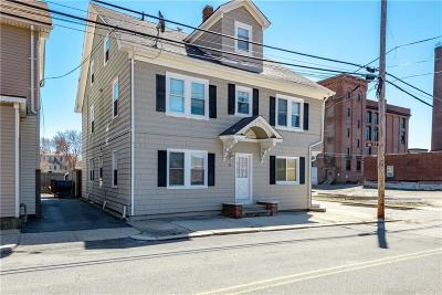 Woonsocket Multi Family Home For Sale: 36 Fairmount St