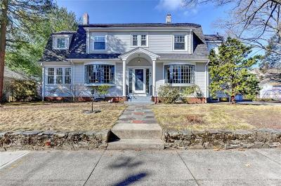 Pawtucket Single Family Home Act Und Contract: 55 Cooke St