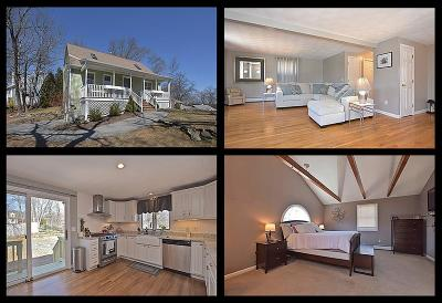 Lincoln Single Family Home For Sale: 251 Old River Rd