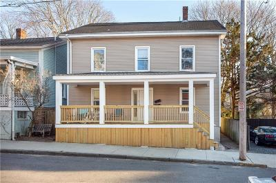 Newport Multi Family Home Act Und Contract: 11 Young St