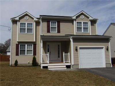 Cumberland Single Family Home Act Und Contract: 12 Circuit Dr