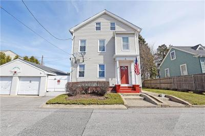 East Providence Multi Family Home For Sale: 50 Reynolds St