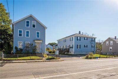 Warren Multi Family Home For Sale: 76 Arlington Av