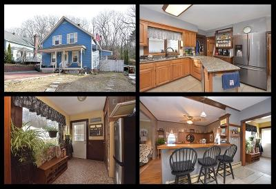 Burrillville Single Family Home Act Und Contract: 17 Cooper Hill Rd