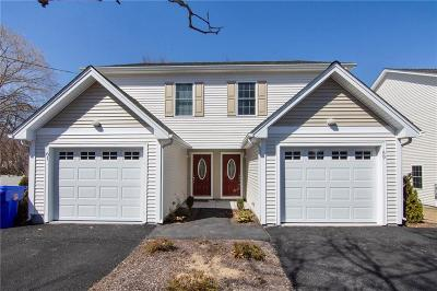 North Providence Condo/Townhouse For Sale: 53 Eliot St, Unit#53 #53